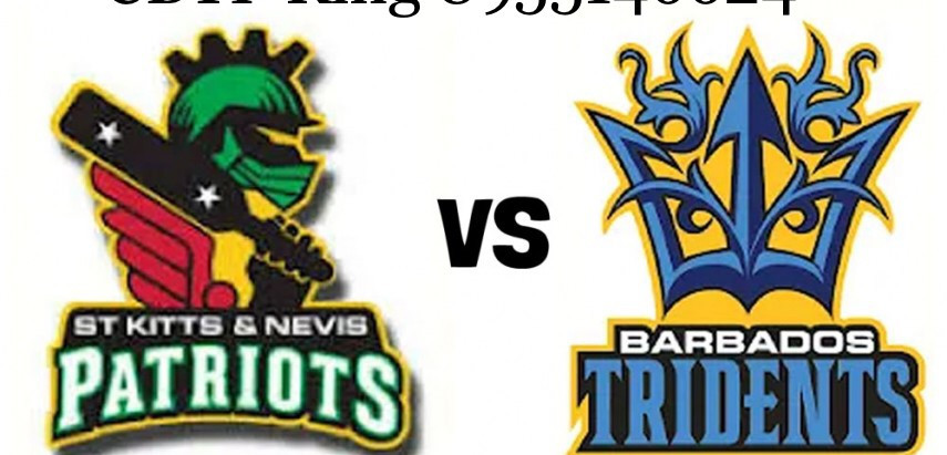 TODAY CRICKET MATCH PREDICTION - ST KITTS vs BARBADOS - CPL2020