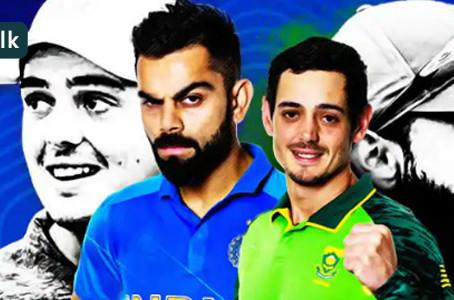 अगस्त में भारत तीन मैचों की टी 20 सीरीज़ के लिए दक्षिण अफ्रीका का दौरा कर सकता है