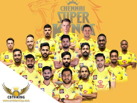 IPL 2021 Chennai Super Kings CSK Full Squad