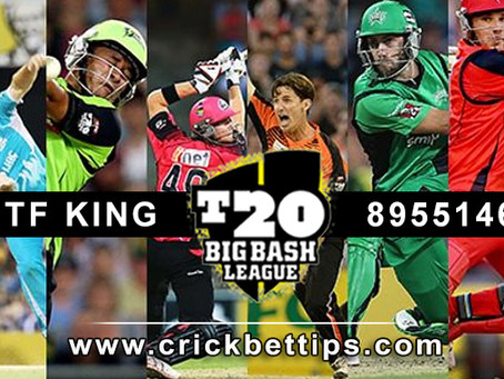 Ready for BIG BASH LEAGUE 2020-21