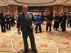 Richard Kahn honored for lifetime acheivment at 2017 Gathering of Eagles Kenpo Hall of Fame