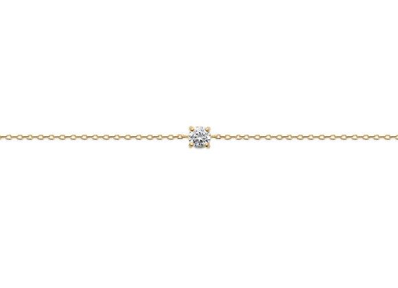Bracelet Bushwick Plaqué Or