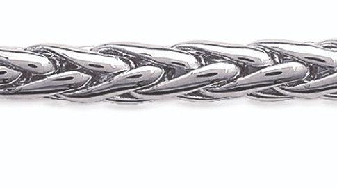 Bracelet Twist Argent
