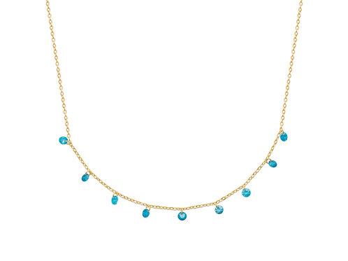 Collier True Colors Blue