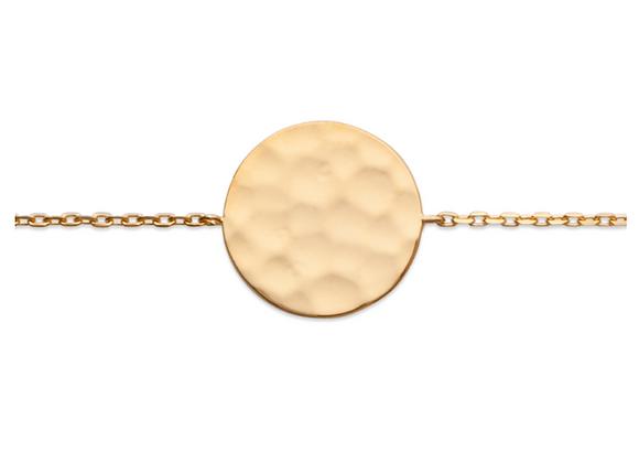 Bracelet Hackney Plaqué Or