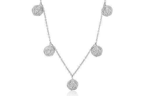 Silver Deus Necklace - Ania Haie
