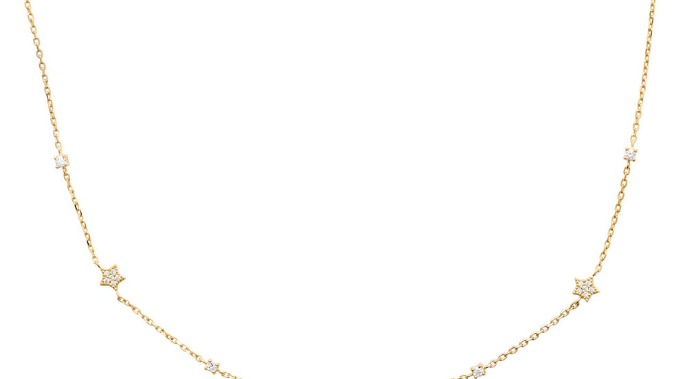 Collier Twinkle Star
