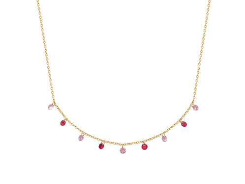 Collier True Colors Pink
