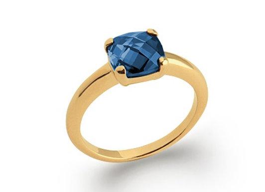 Bague Blue Stone