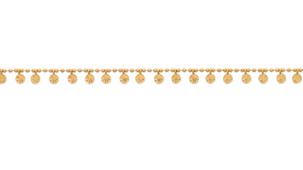 Bracelet Pastilles Diamantées