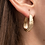 Thumbnail: Boucles d'Oreilles Esmée - Ana & Cha