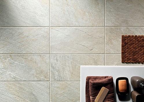 Stonequartz Bianco 30x60 Grip R11