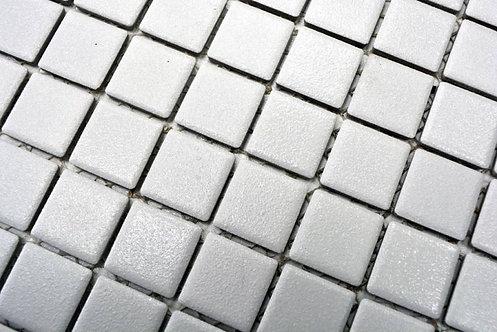 Mozaik Classic Square uni white antislip R10 330x302 AT101