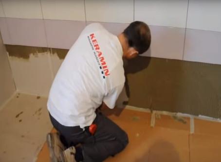 Polaganje keramičnih ploščic