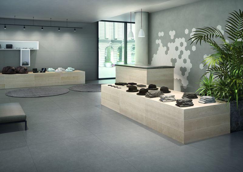 keope_grey_negozio_resina grey a pavimen