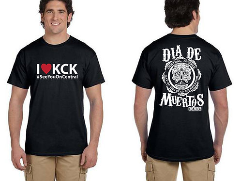 KC Day of the Dead T-shirt