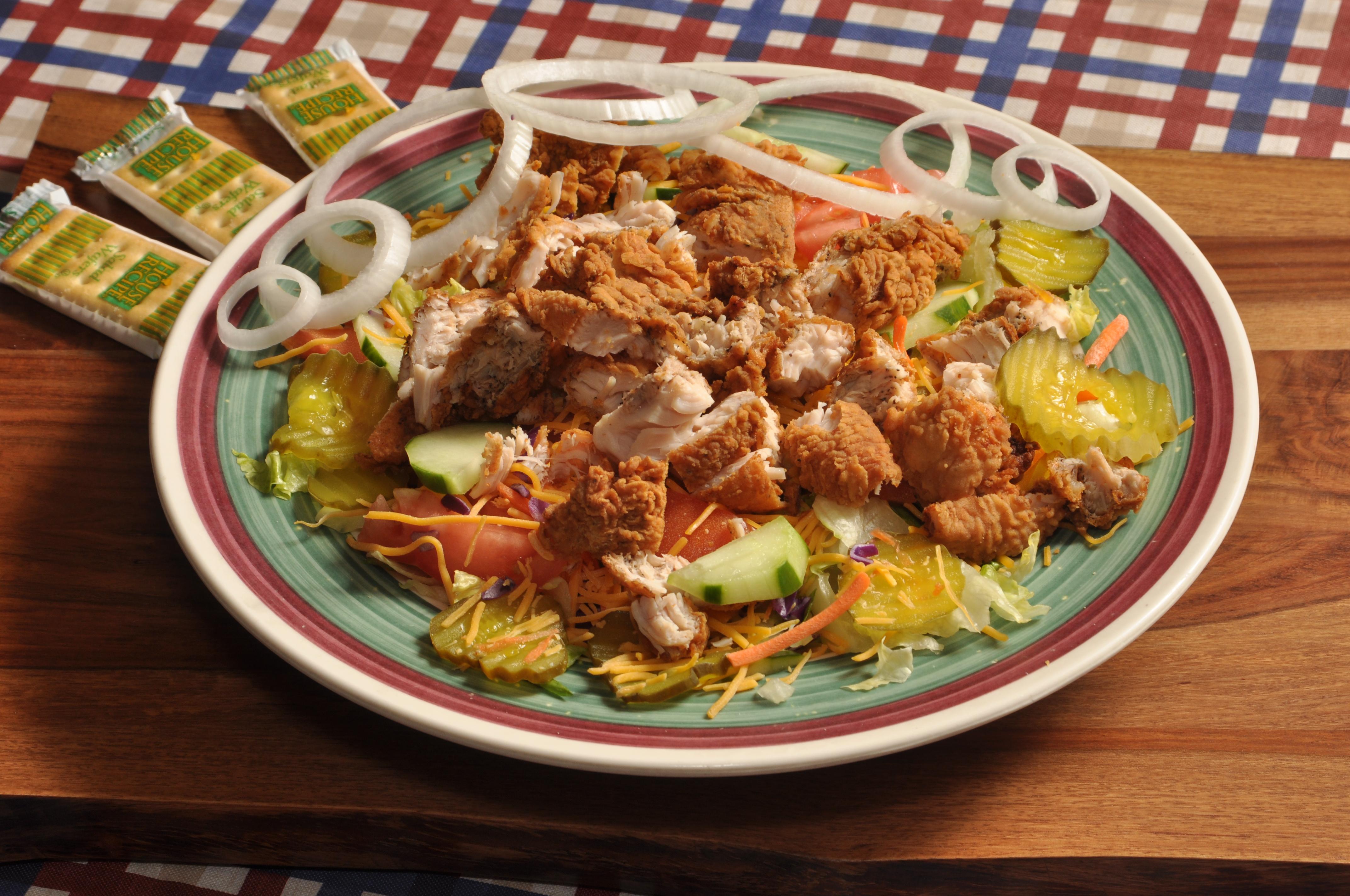 Calabash Chicken Salad
