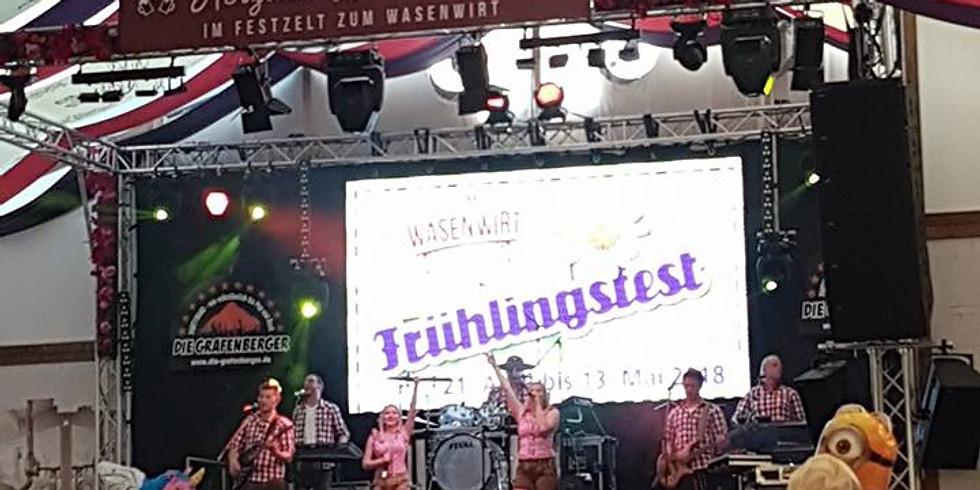 Frühlingsfest, Stuttgart