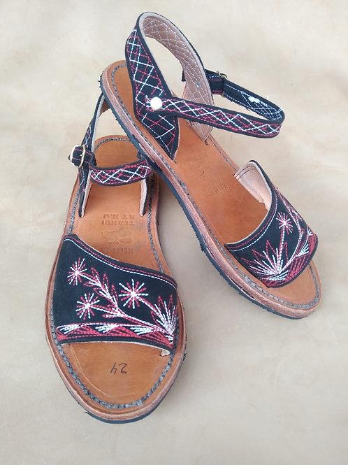 6 Tlahuitoltepec Sandals