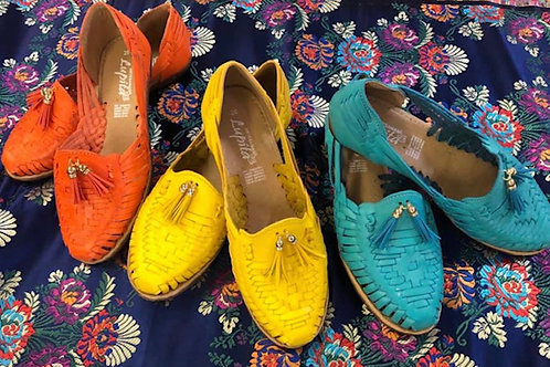 6 Mexican Loafers