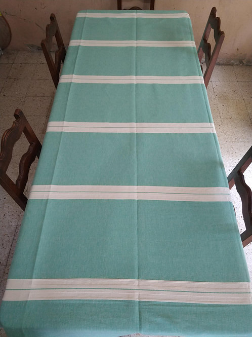 6 table clothes 1.80 cm X3 meters
