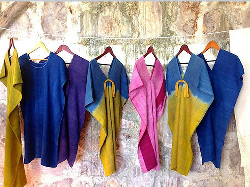 Wearable art, Silk huipil
