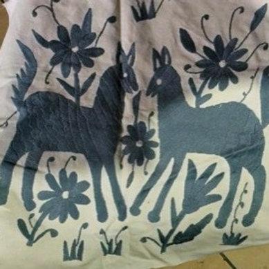 12 pillows of Tenango de Doria
