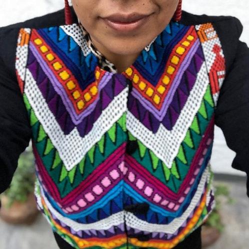 6 Woven jacket