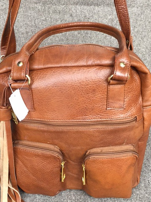 6  Leather City bag