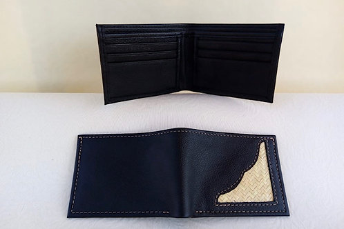 12 leather wallets