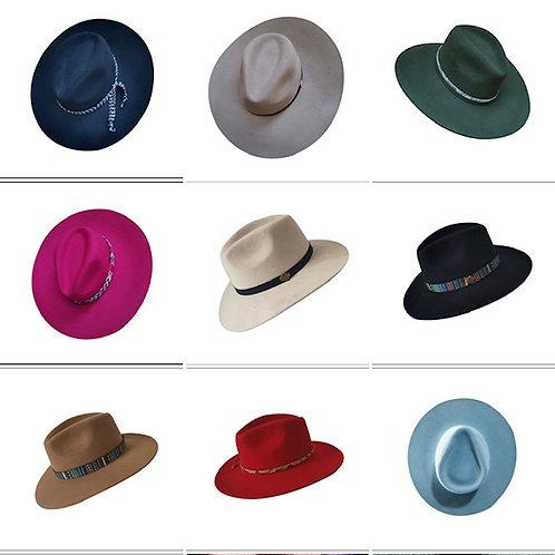 6 Womans hat