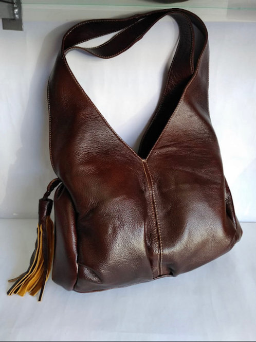 6 leather hanbags
