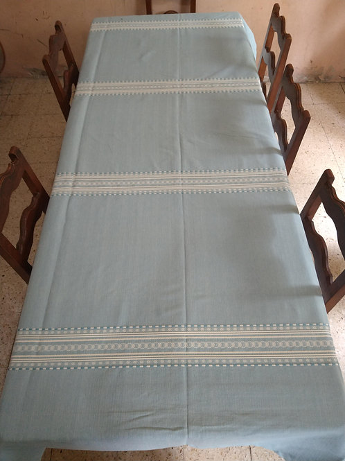 6 table clothes 1.50 cm X 2.20