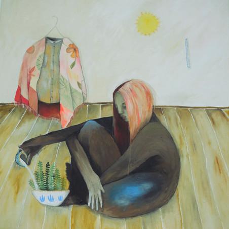 Malerei / In Mir