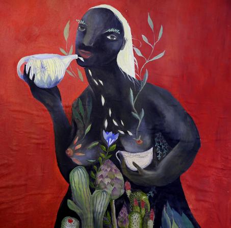 Malerei / Pachamama
