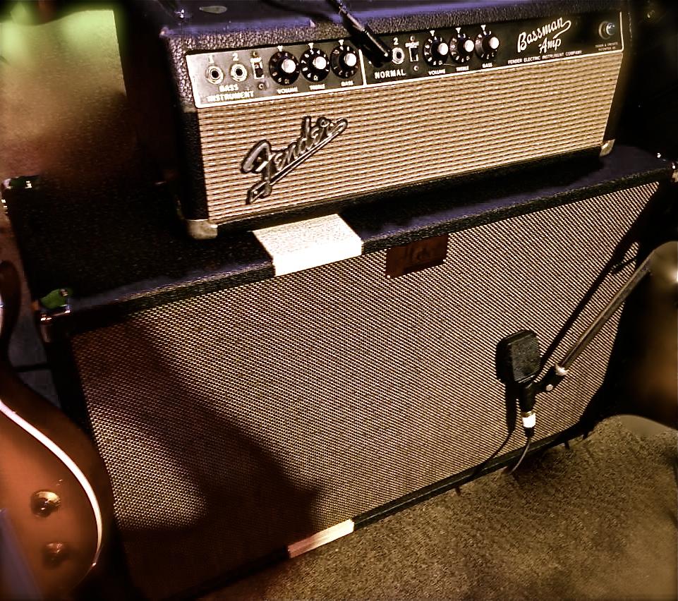 Bassman rig