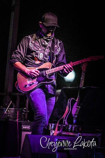 John Szetela bluesmanvintage guitar Wampler