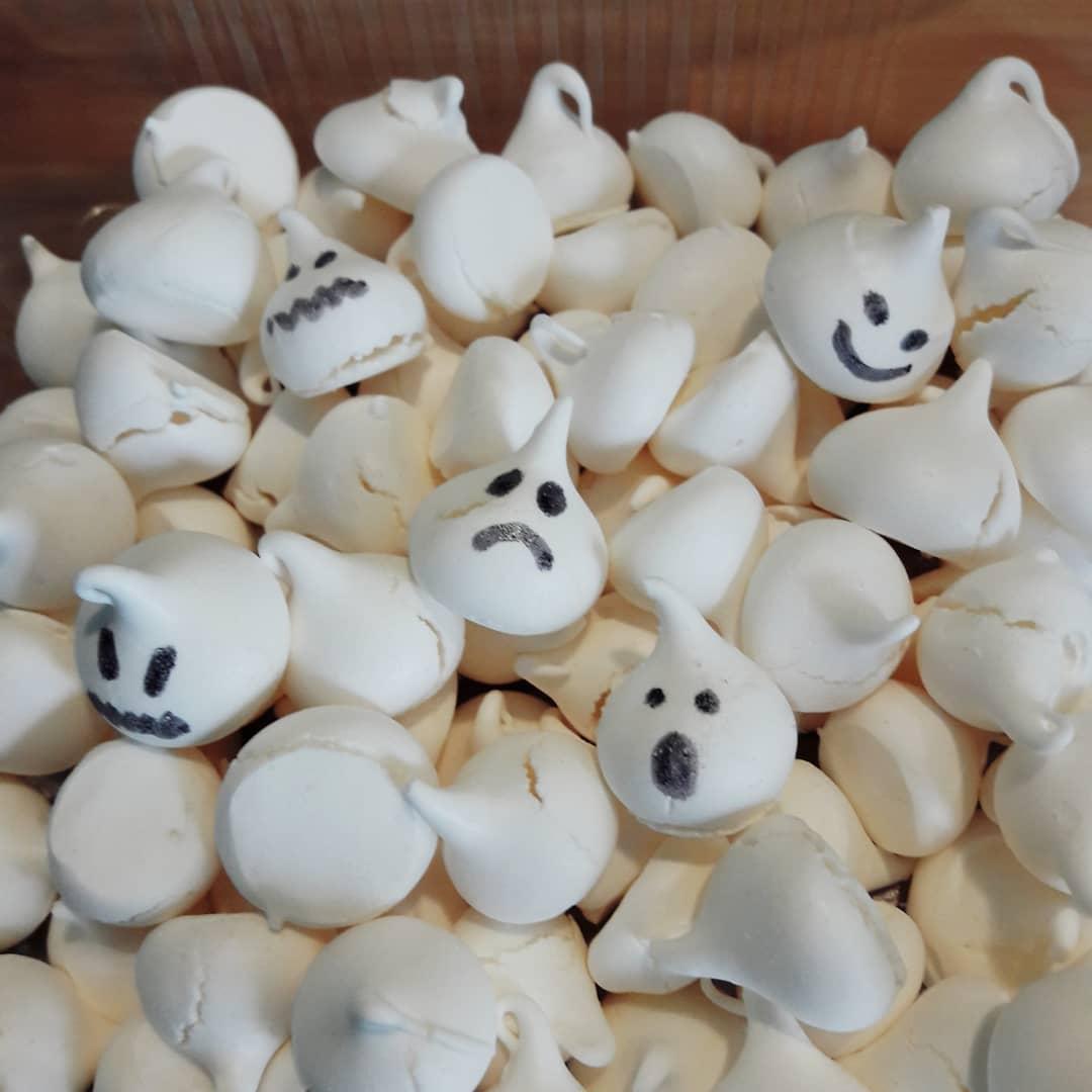 petits merengues