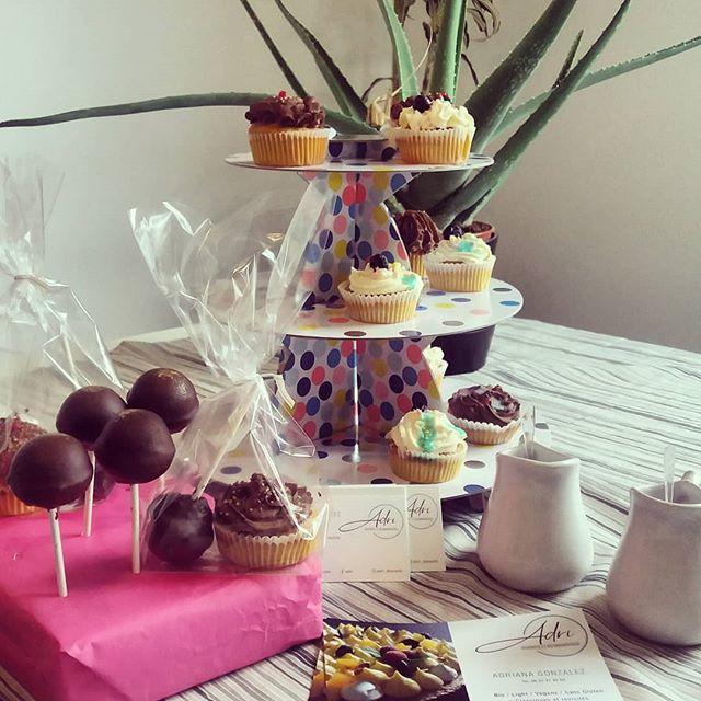 Atelier entre filles! _#cup cakes#cake p