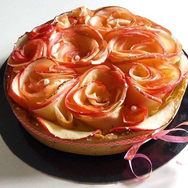 tarte aux pommes..j