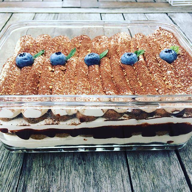 Tiramisu !!! Un bon dessert fait maison