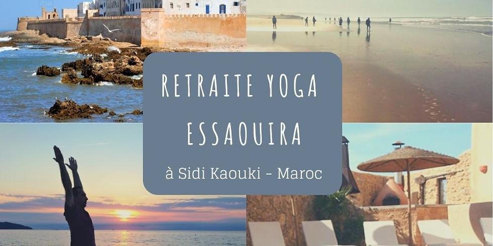 Retraite à Essaouira (Maroc) -  Tonifier son corps et Aérer son esprit sous les embruns de l'Océan