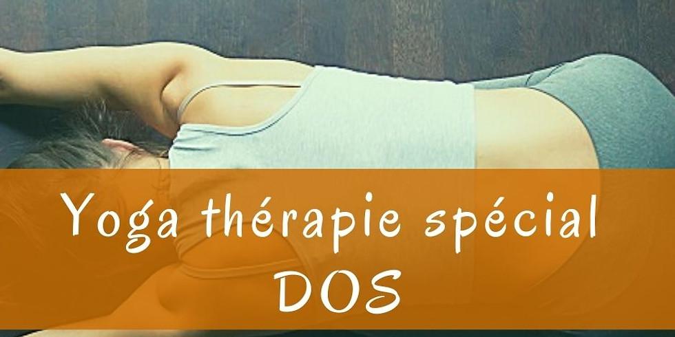 """Yoga thérapie - spécial """"Dos"""""""