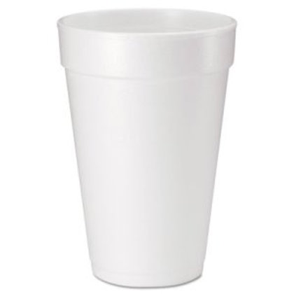 Styrofoam Cups 8 oz (500 ct)