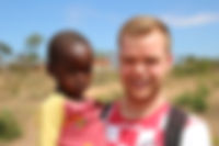 Qualified student volunteering in Musoma, Tanzania