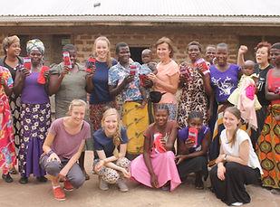 Musoma women's group, Tanzania