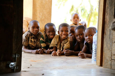 Summer volunteer trip, Tanzania