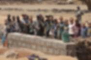 Gap Year team, Marsabit, Kenya