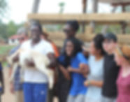 Income generating schemes, Tanzania
