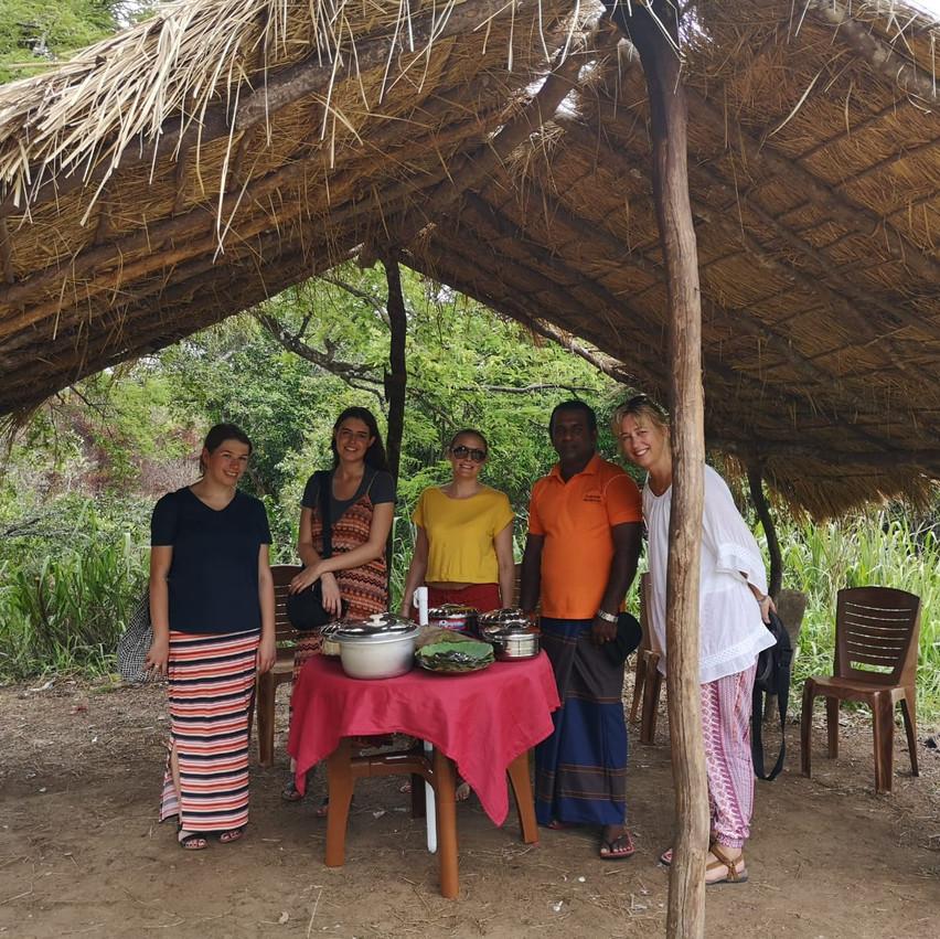 A Sri Lankan picnic